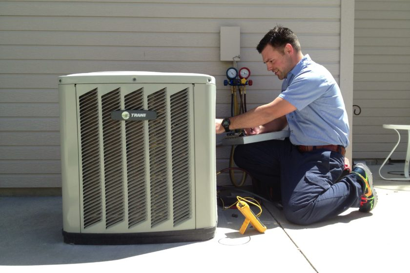 Trane Central Air Conditioner Troubleshooting